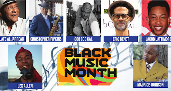 Celebrating Our Local Black Music Icons