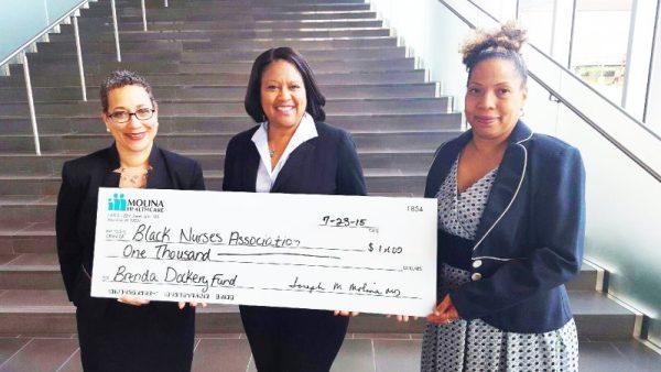 Black Nurses Association Gift (Second Choice)