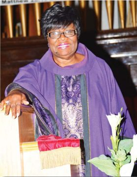 Dr. Mary Jean Lewis-Jiles Christian Fellowship Community Church