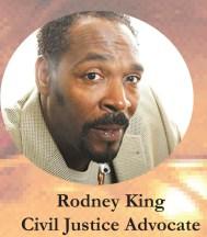 Rodney King-Civil-Justice-Advocate