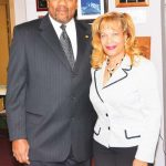 2013 Annual Black Excellence Awards Minority Business honorees Rodney and Bettie Wesley