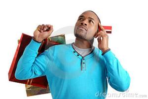 african-american-man-shopping-bag-credit-14681917