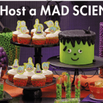 How to Host a MAD SCIENTIST
