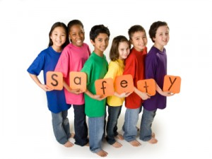 children-holding-safety-word-molina-healthcare