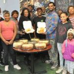 Frances Starms students host fish fry fundraiser at Garfield 502
