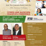Jessie Trice Community Health Center presents a Fitness and Nutrition Education Conference on May 5th