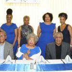 LaVern Barber celebrates a happy 75th Birthday
