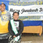 Despite the weather, Milwaukee celebrates Juneteenth Day