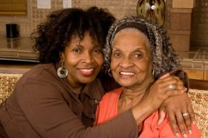 mother-daughter-black