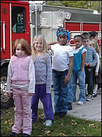 national-prepardness-month-children-fire-truck