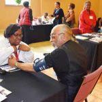 American Heart Association hosts health fair and concert