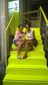 Mini cumbre #BlogsNi, con Gaby Castro. Madrid, julio, 2014. Gaby Castro, experta en comunicación digital, fue la más reciente coordinadora del movimiento de bloggers de Nicaragua, BlogsNi 2013.