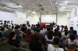 La presentación de El Tao de Claribel Alegría y Erik Flakoll se hizo en el Centro Cultural España, en Nicaragua.