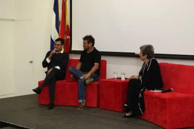 Presentación de El Tao. Claribel Alegría, Fidel Moreira, Erik Flakoll