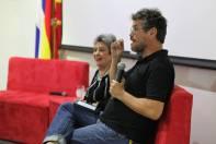 Presentación de El Tao. Claribel Alegría y Erik Flakoll (3)