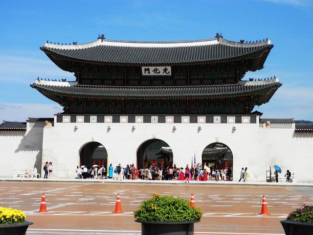 Palacio de Gyeongbokgung Seul