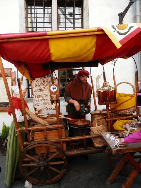 Mercado medieval Tallin