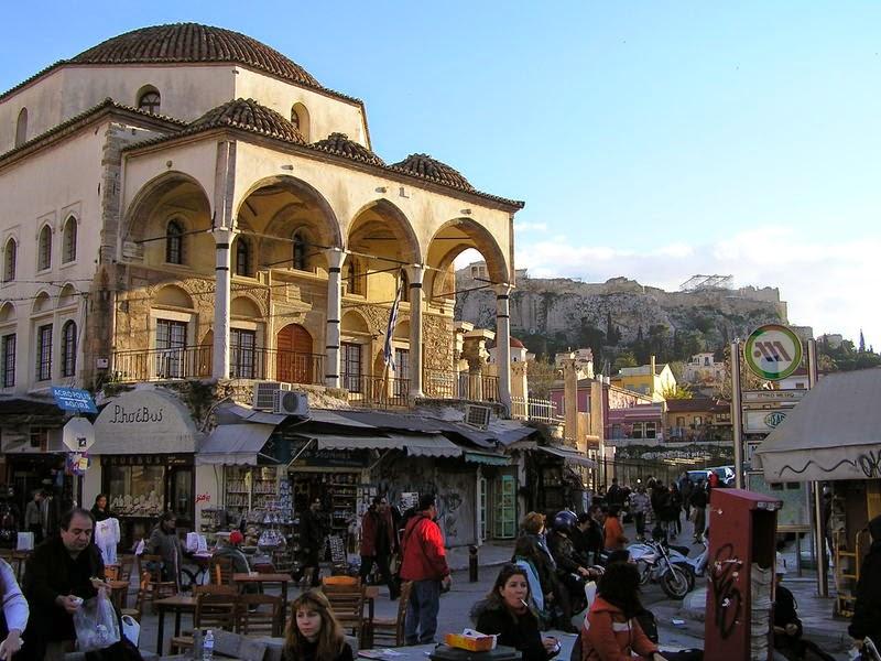 Plaza Monastiraki