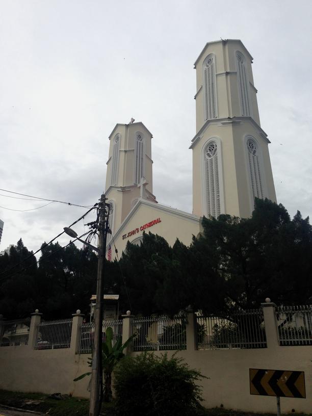 Catedral San Juan Kuala Lumpur