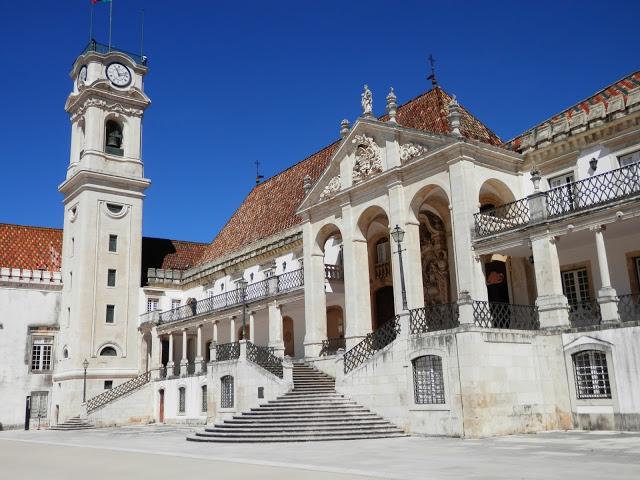 Paço de las Escolas Coimbra