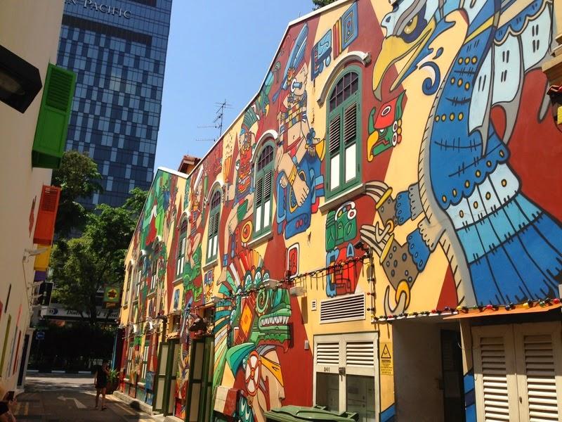 Kampong Glam Singapur