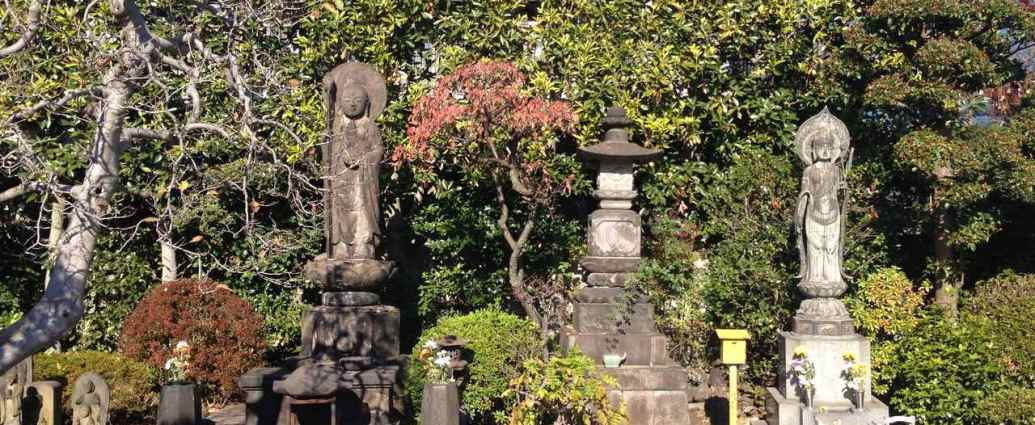 Cementerio Yanaka Tokio