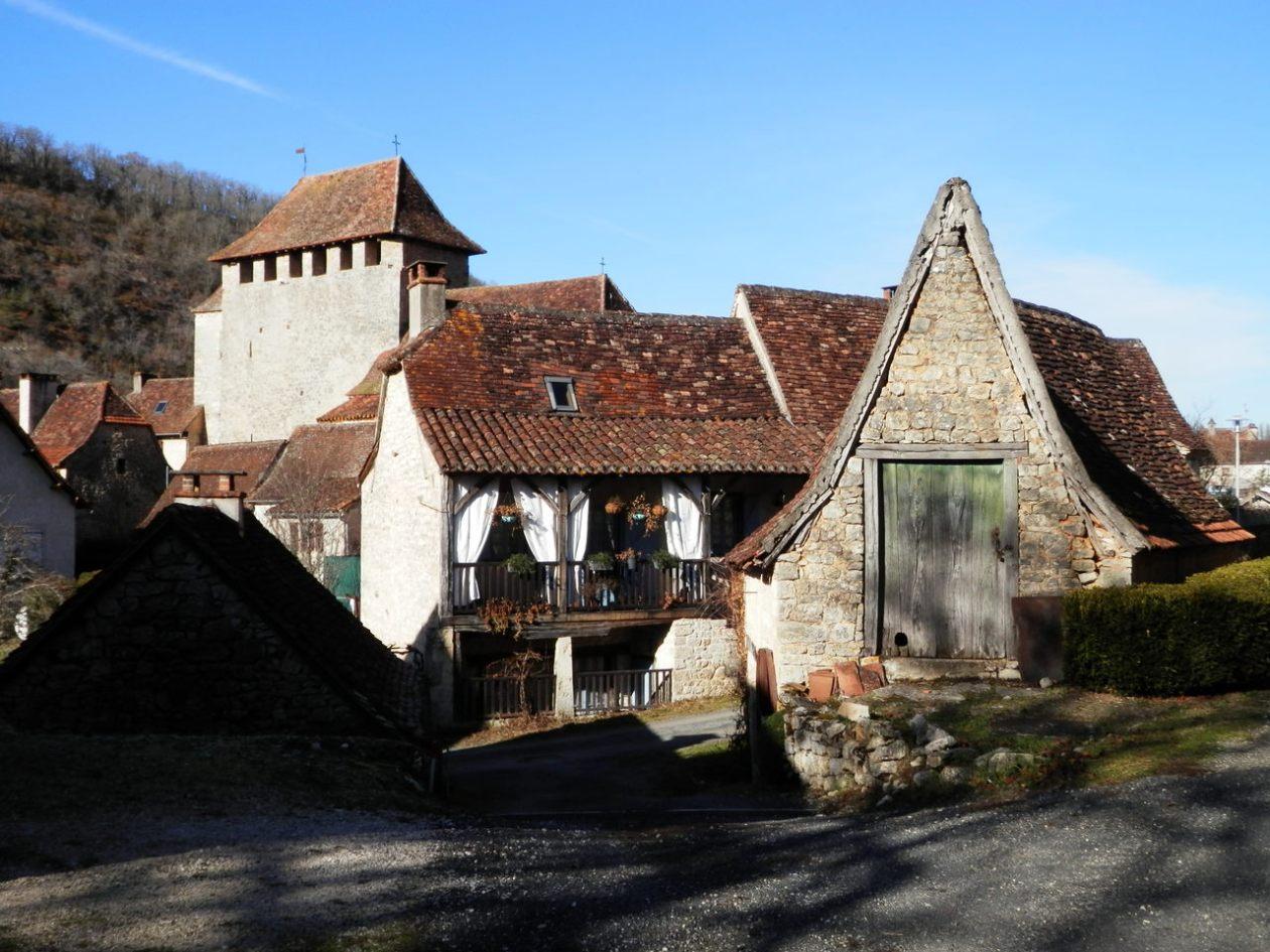 Rocamadour Francia
