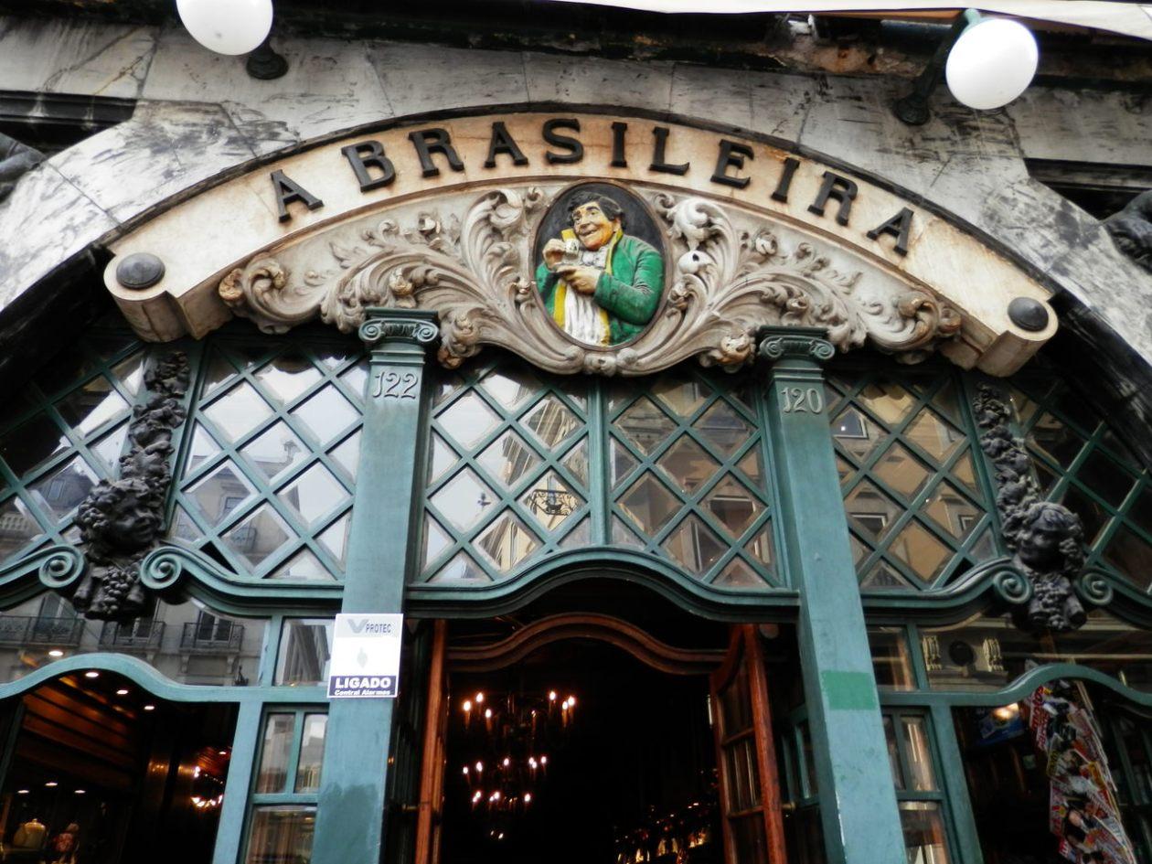 A Brasileira Lisboa
