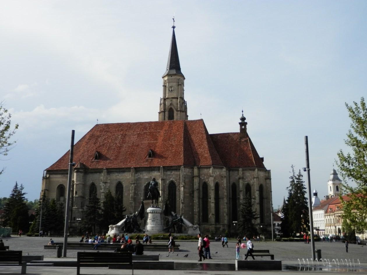 Biserica Sfantul Mihail Cluj Napoca