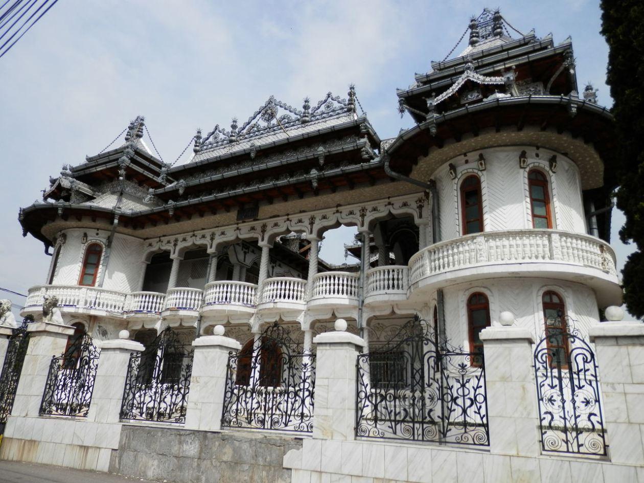 Palacete gitano Rumania