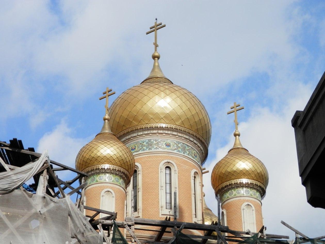 Iglesia San Nicolas Bucarest