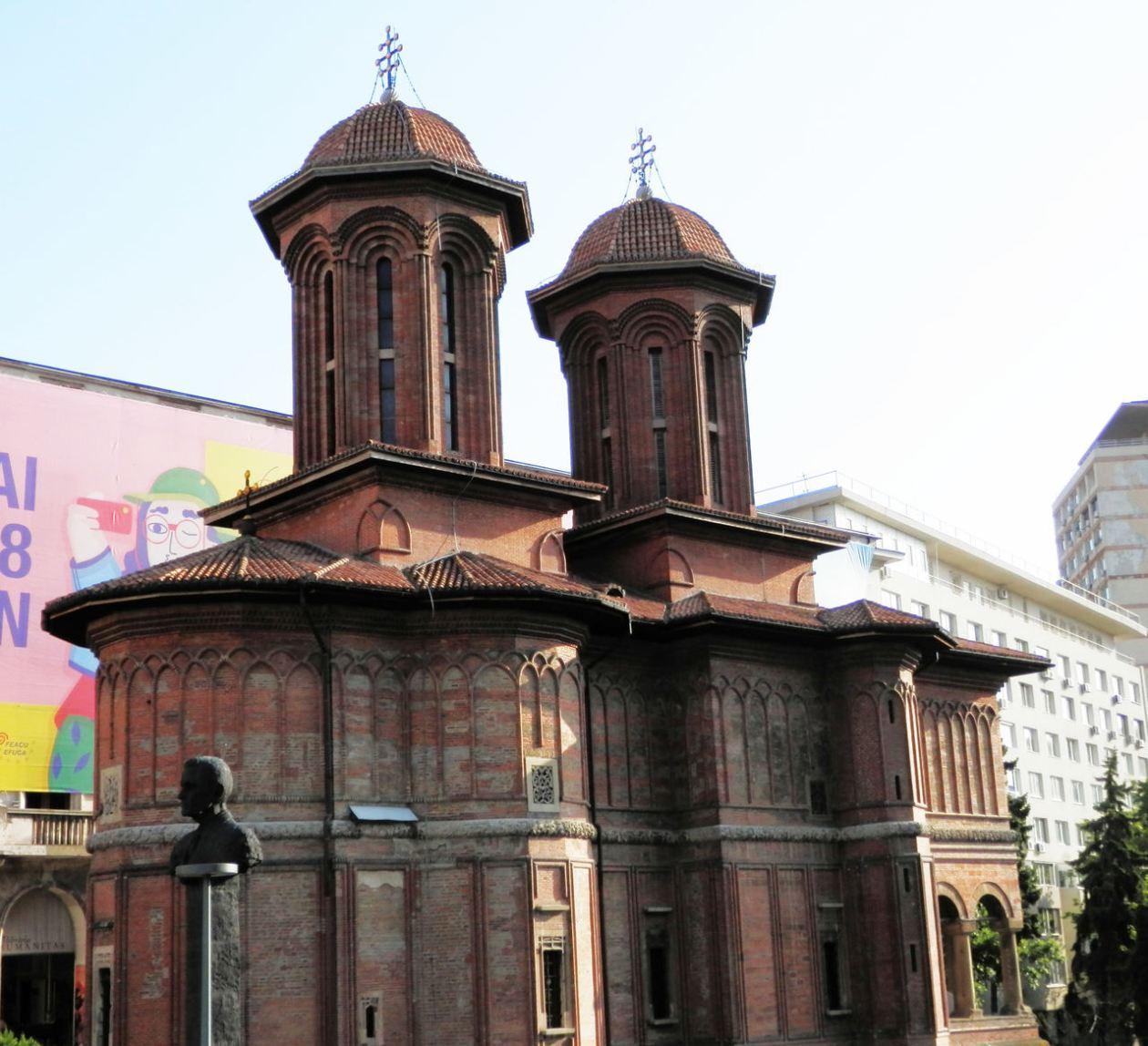 iglesia Kretzulescu Bucarest