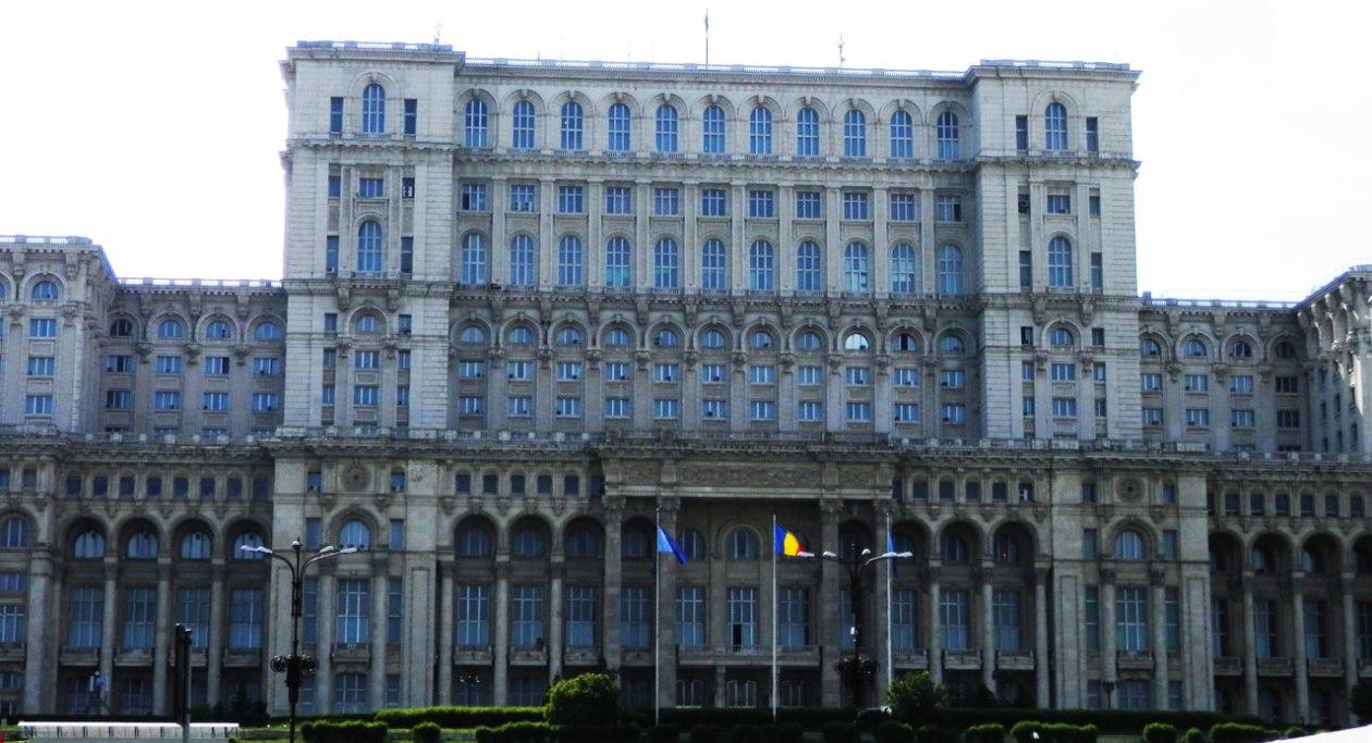 Palatul Parlamentului bucarest
