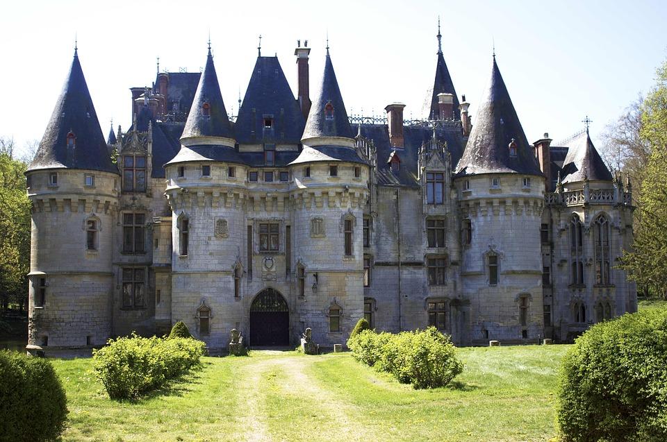 Chateau de Vigny