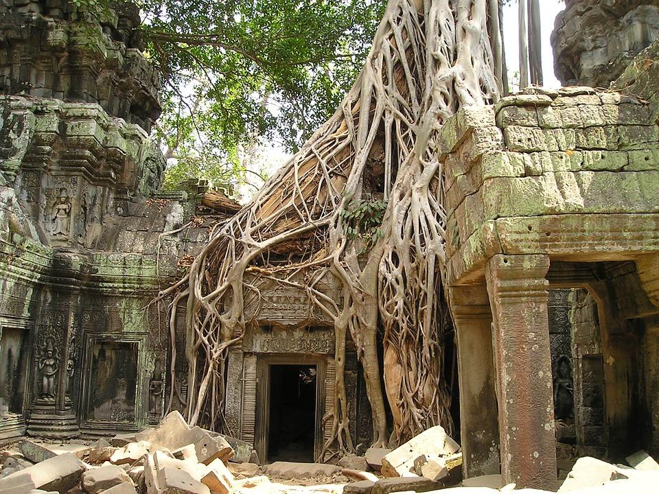 Templos de Angkor Camboya
