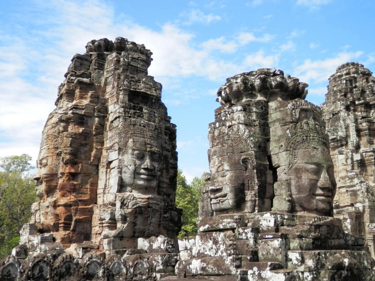 Bayon Camboya