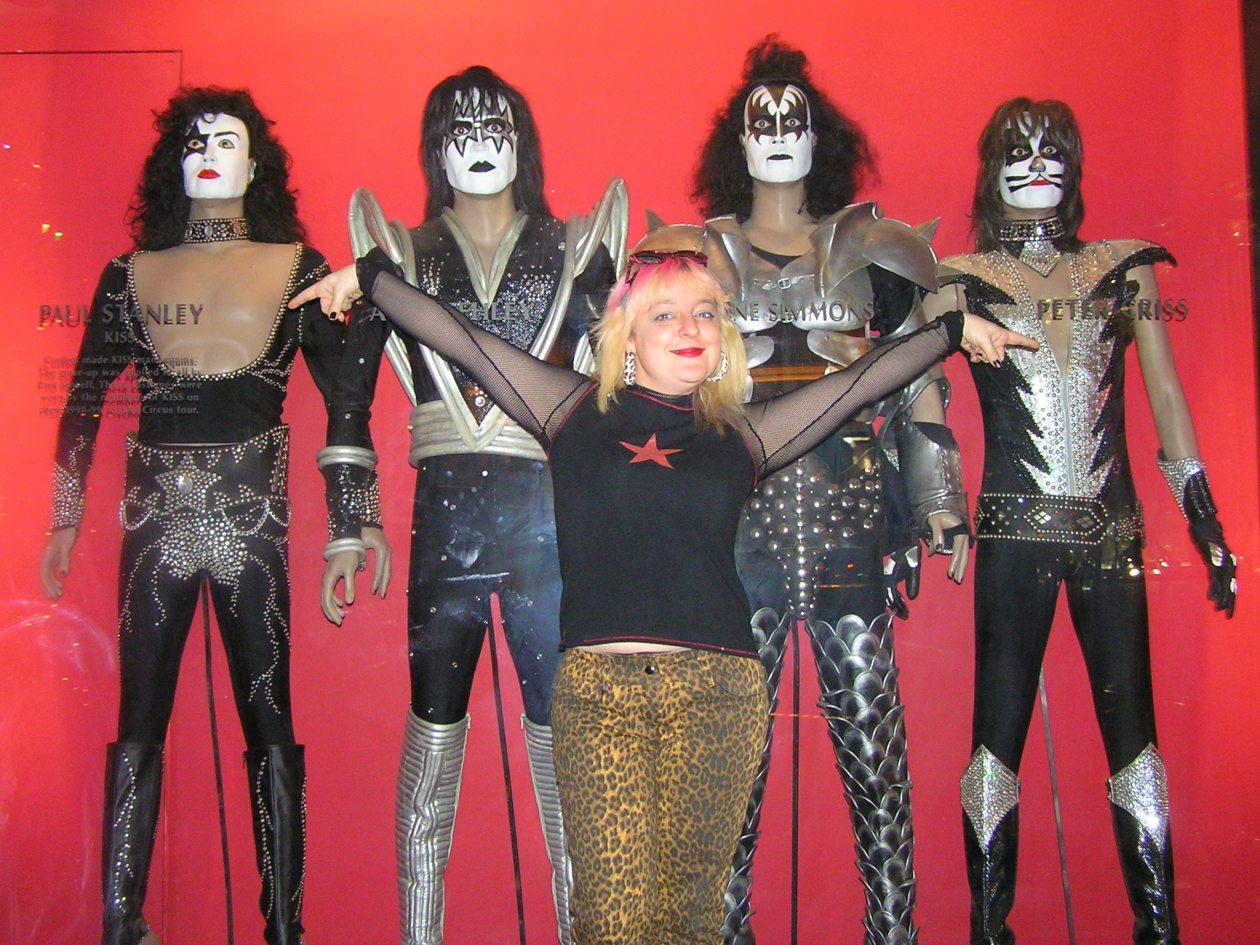 Estatuas KISS Las Vegas
