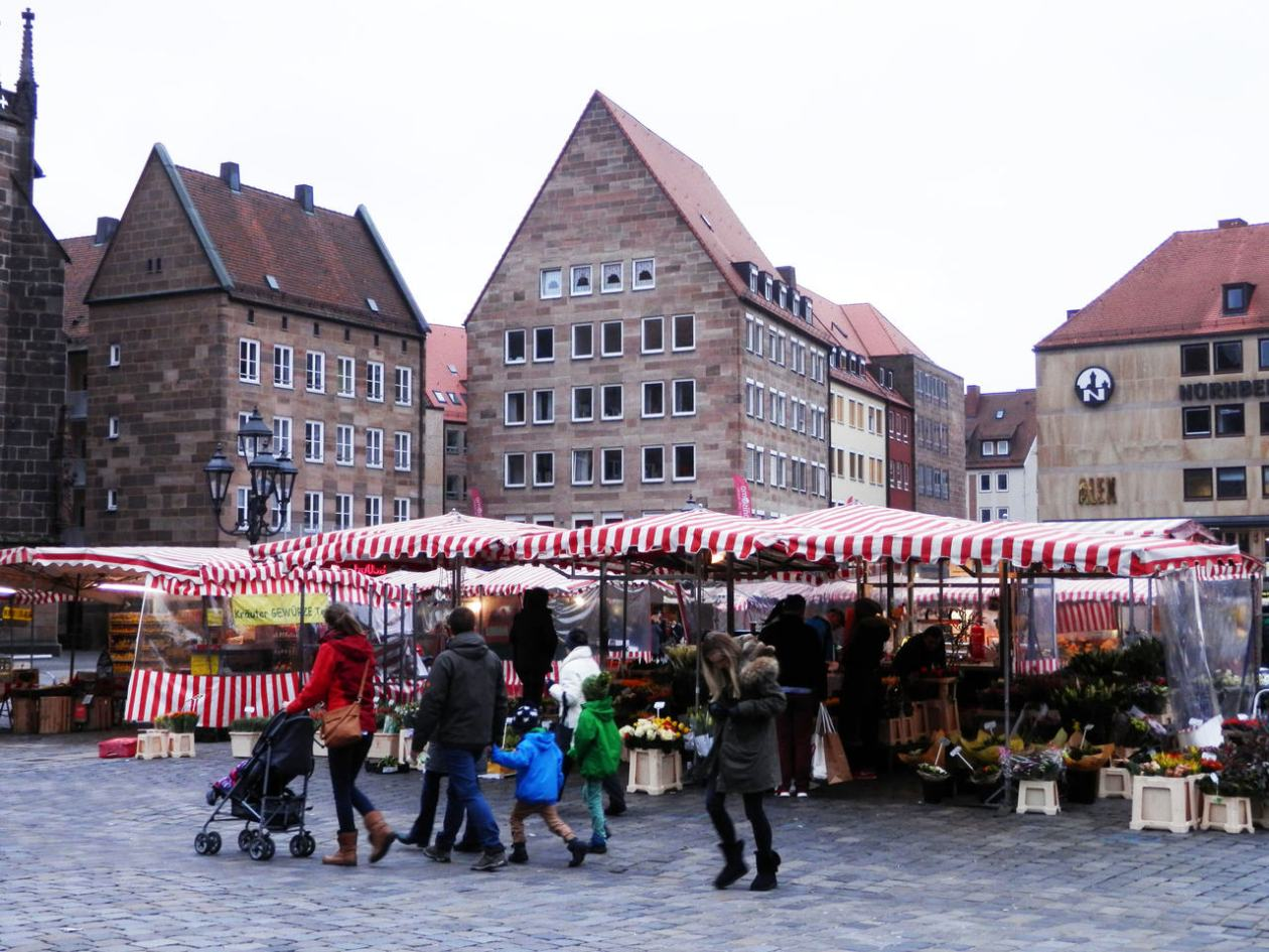 Hauptmarkt Nuremberg