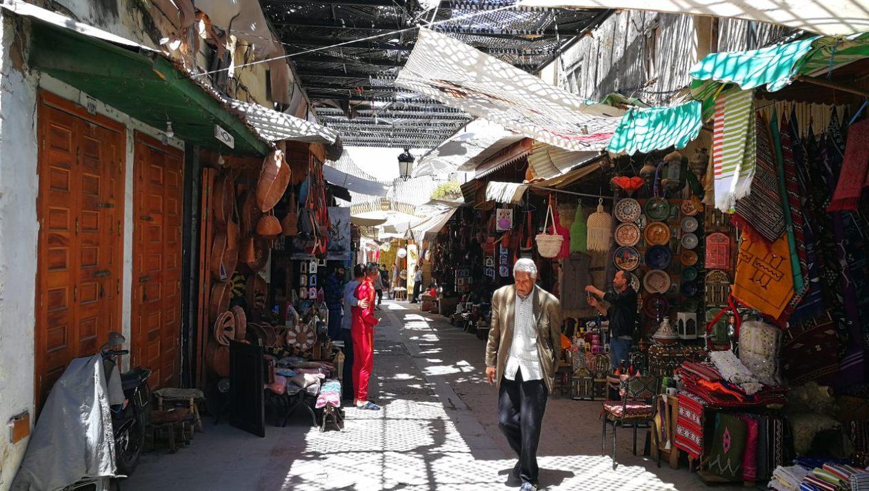 Zoco Souk el Sebat Rabat