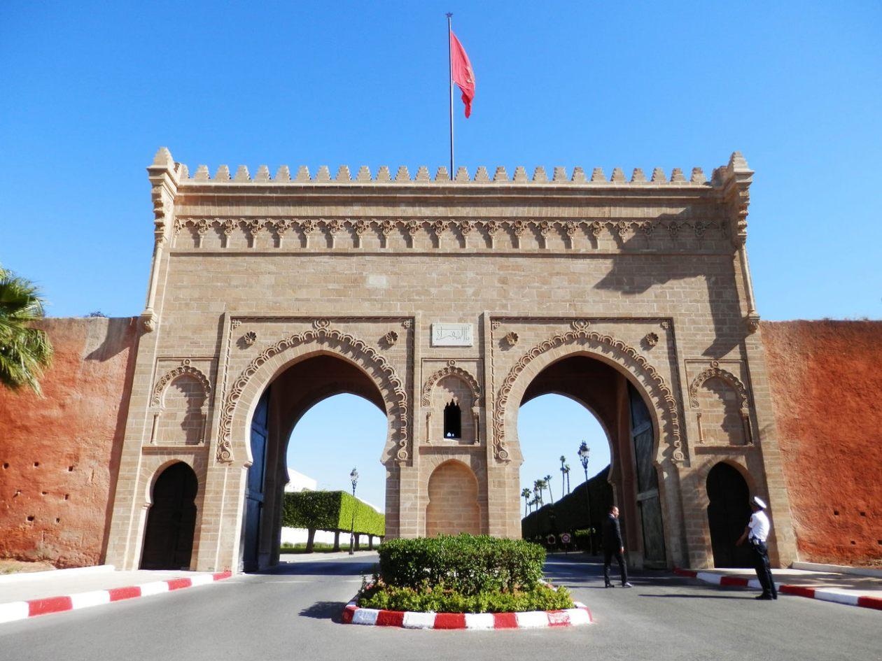 Palacio Real Rabat