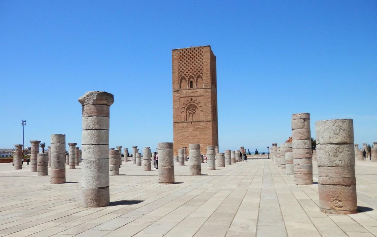 Torre Hassan Rabat