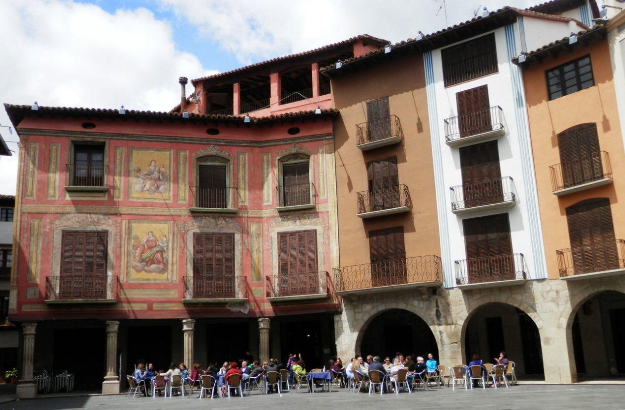 Graus Plaza Mayor