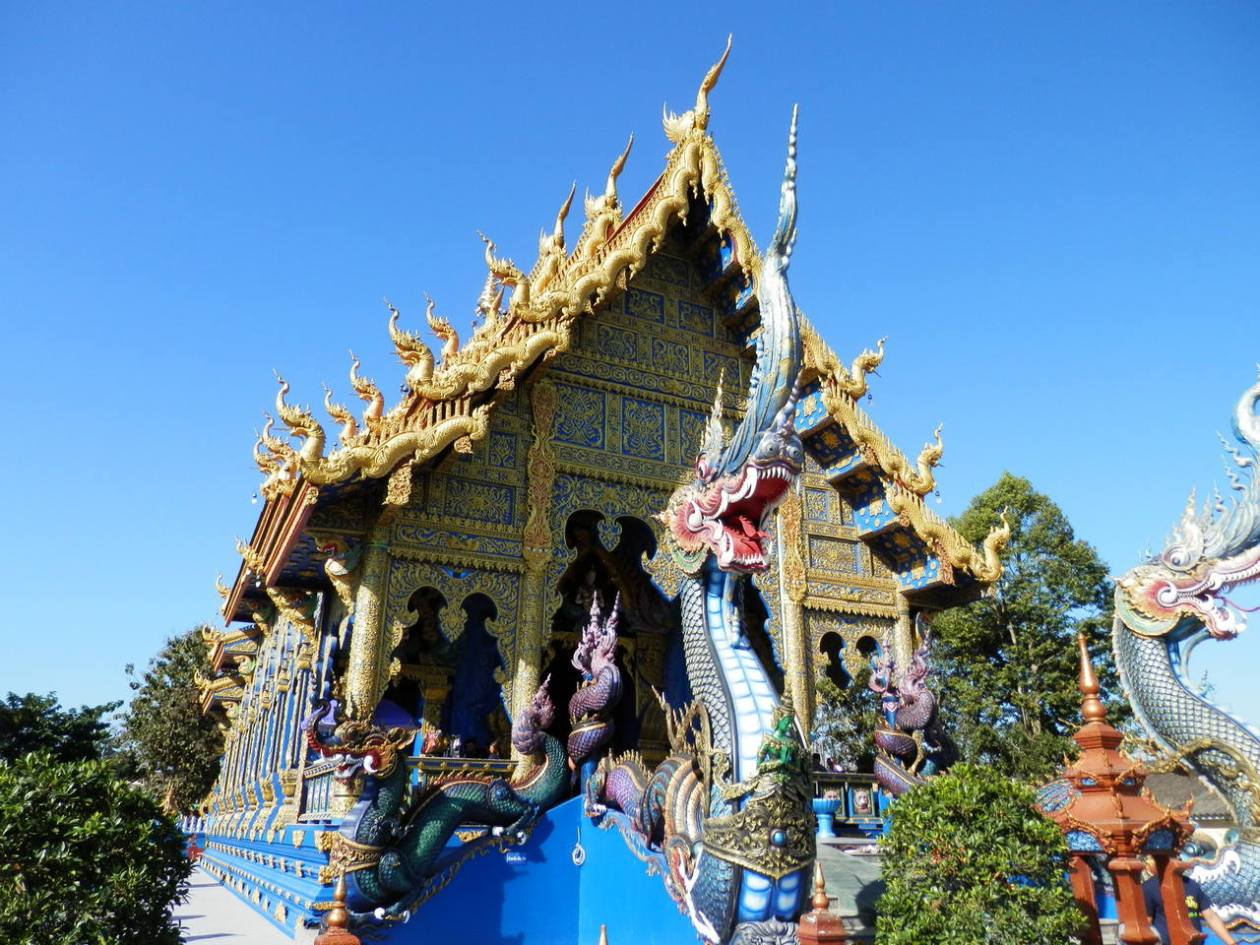 Wat Rong Suea Ten Chiang Rai