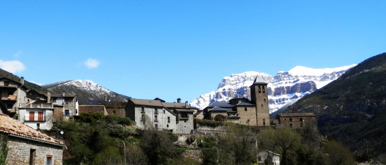 Torla Pirineos Huesca