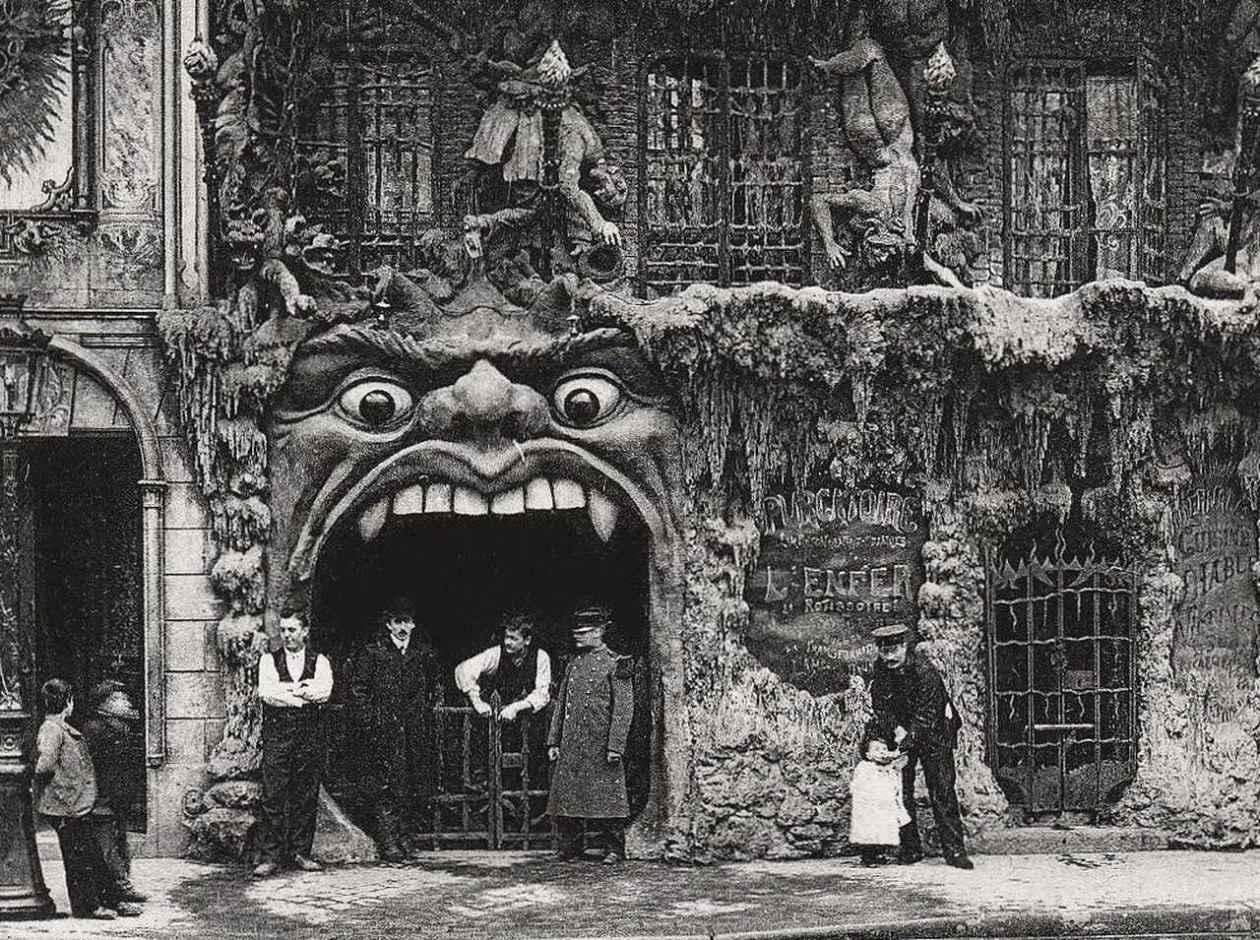 Cabaret del Infierno Paris