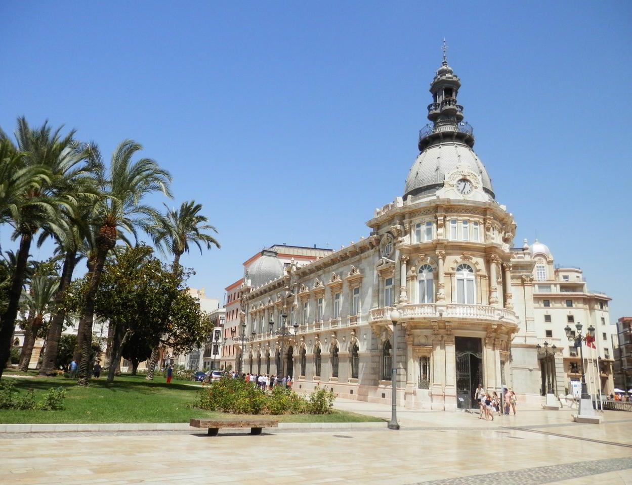 Palacio Consistorial Cartagena