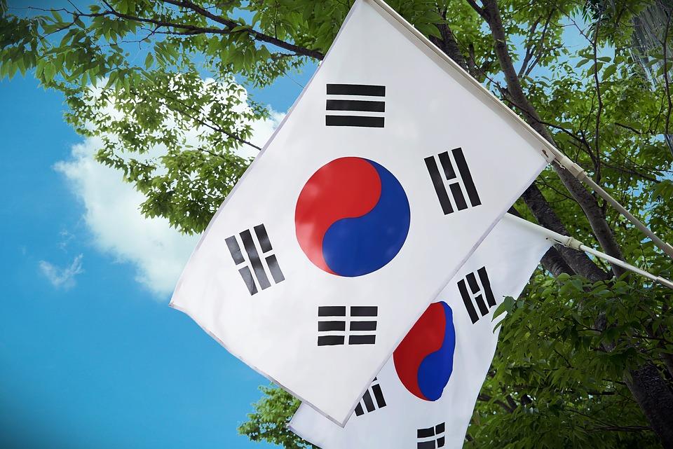 Corea Bandera
