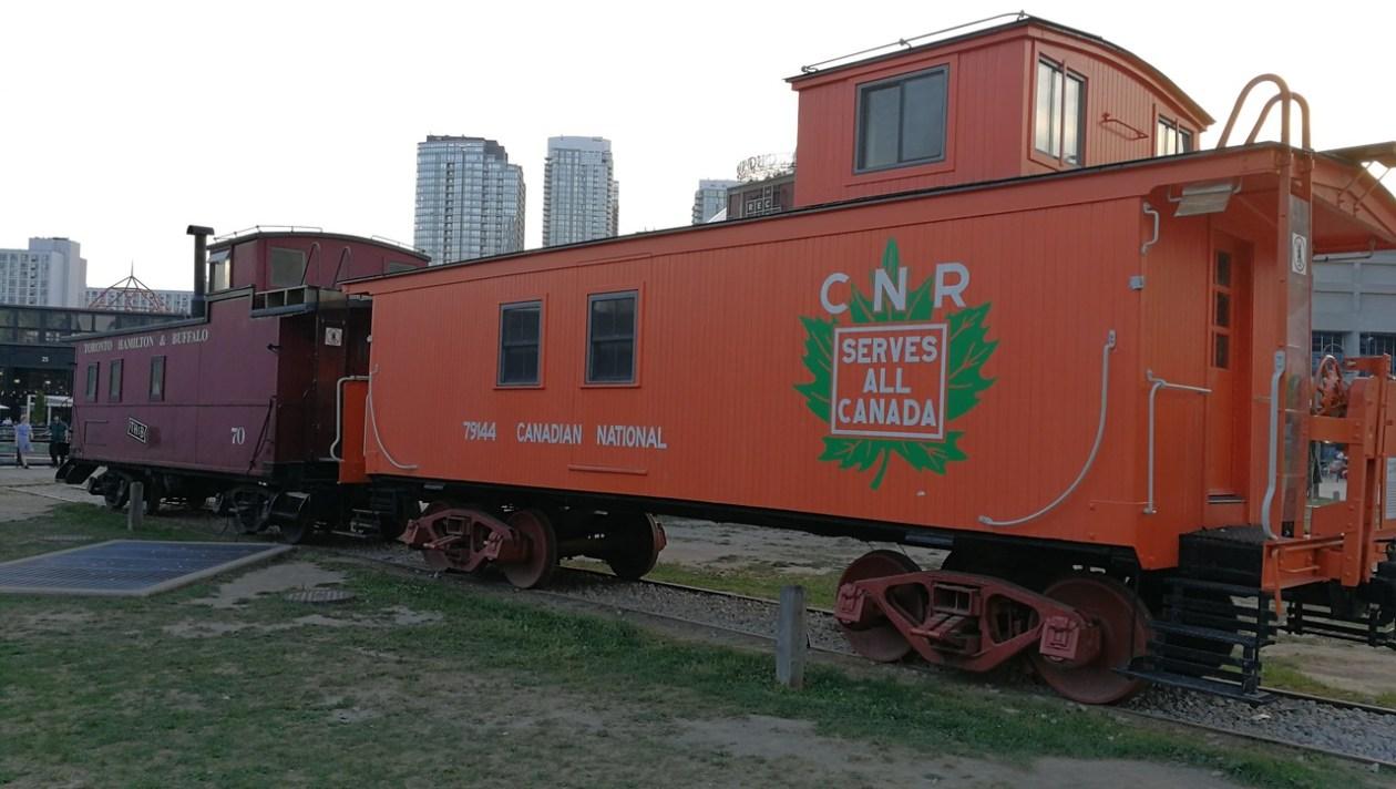 Trenes Toronto