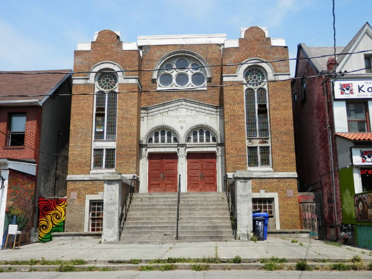 Sinagoga Anshei Mink Toronto