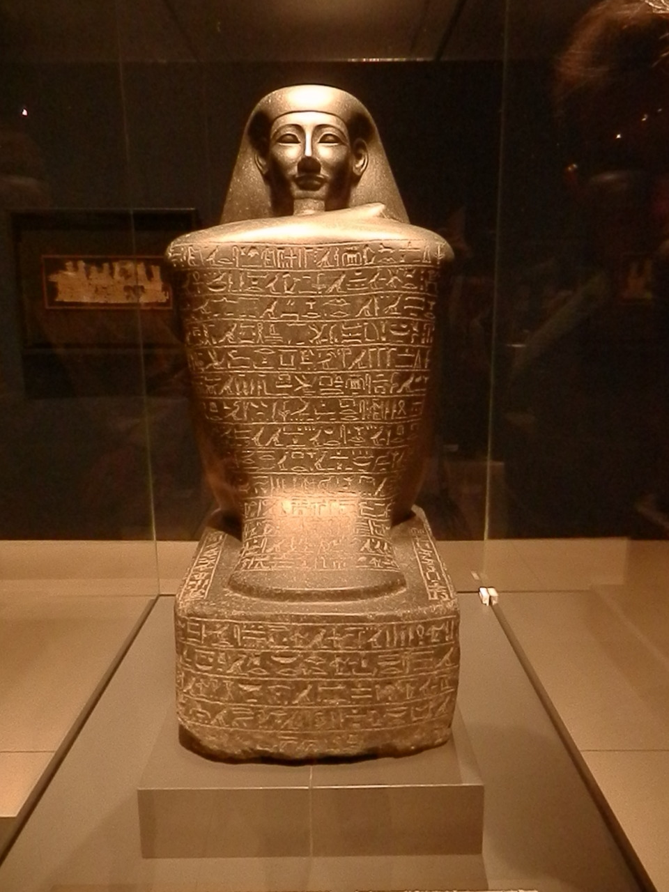 Estatua Sennefer